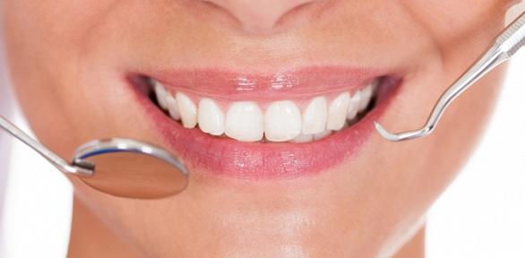 УЗ-чистка иполировка зубов вклинике «Ирина»