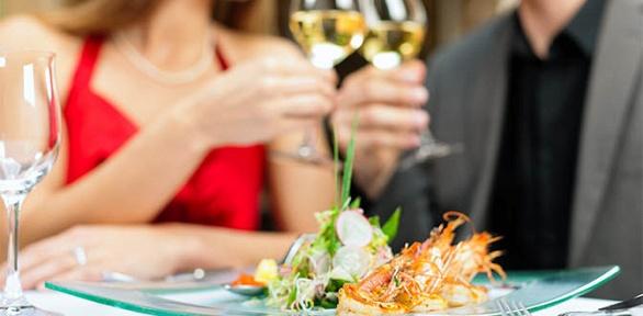 Обед или ужин для двоих или компании до6человек вресторане «Укамина»