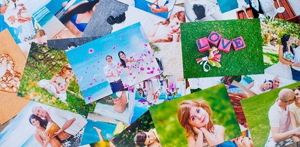 Печать фотографий отфотоцентра «Винтаж»