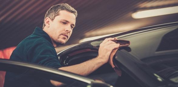 Химчистка автомобиля, полировка кузова отдетейлинг-центра Phantom