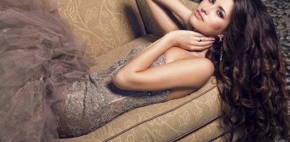 Стрижка, окрашивание, ламинирование всалоне красоты «Элина»