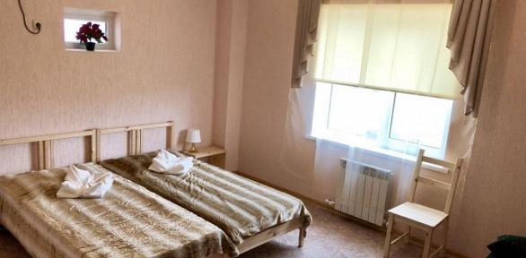 Отдых наберегу Черного моря вгостевом доме «Сампо»