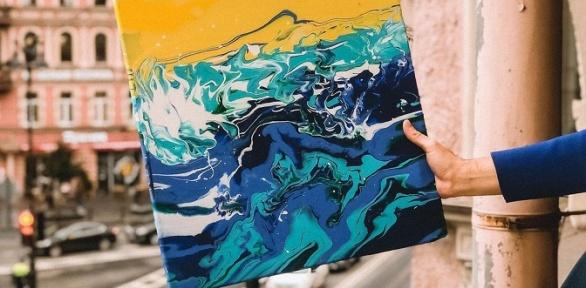 Онлайн-классы порисованию вформате арт-вечеринки откомпании Painty