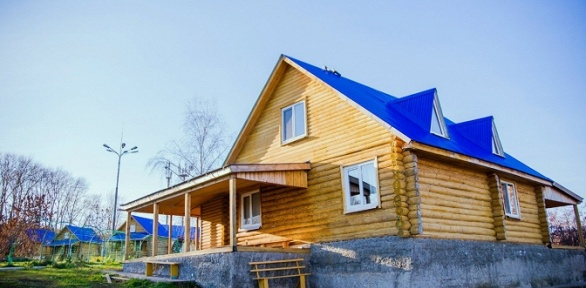 Отдых наберегу реки Волги вдоме вSPA-отеле «Михайловское»