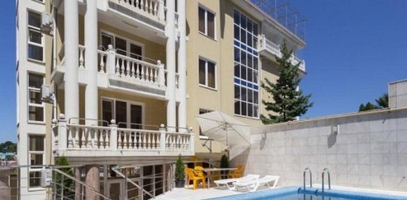 Отдых вцентре Сочи для двоих вотеле «Эль Отель»
