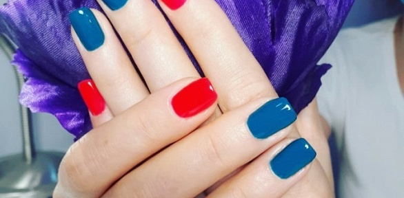 Маникюр ипедикюр в«Студии преображения ногтей»