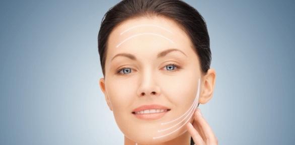 RF-лифтинг, чистка лица или пилинг встудии Vobraze