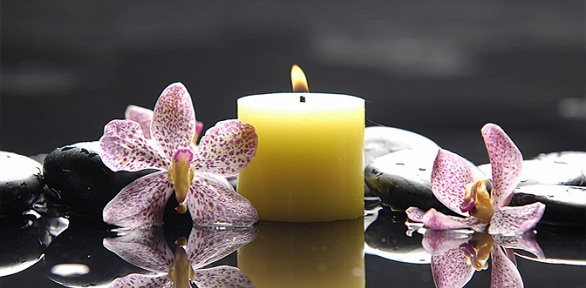 Мастер-класс «Венецианские свечи» откомпании Ogonek