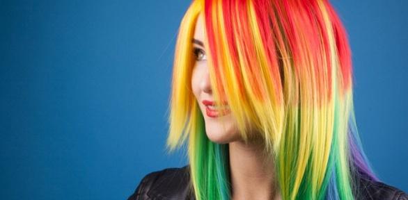 Цветное, сложное окрашивание, стрижка всалоне Luxe Lab Beauty Service