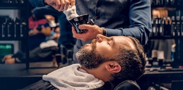 Стрижка, камуфляж волос, королевское бритье отбарбершопа «ЧеDoza»