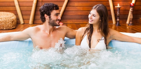 Романтическое SPA-свидание вSPA-салоне Bojoli