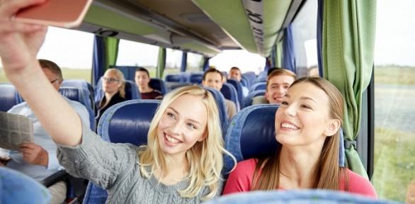 Автобусный тур отклуба «Планета возможностей»