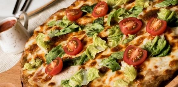 Пицца или комбонаборы отдоставки «ЗдравБургер»