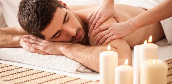 Массаж для мужчин отстудии массажа NeSpa