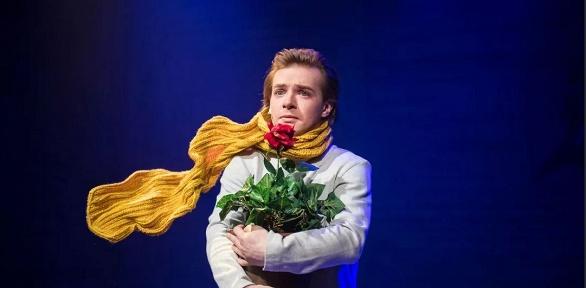 Билет наспектакль «Маленький принц» оттеатра «Единство»