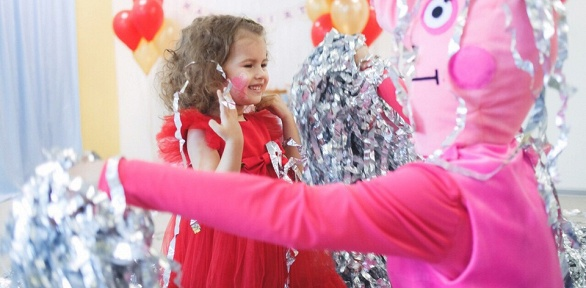 Организация праздника отразвлекательного детского центра «Бибельмот»
