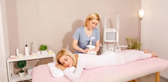 Коррекция фигуры встудии массажа LPGroom