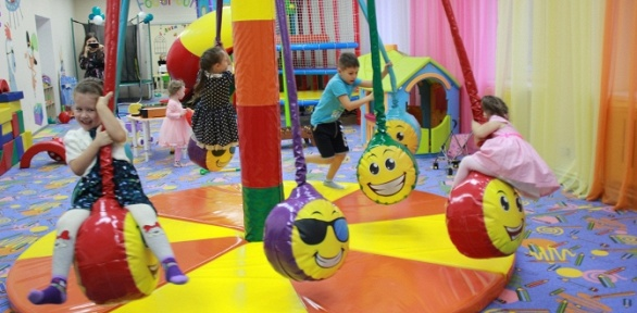 Безлимитное посещение детского центра Smile