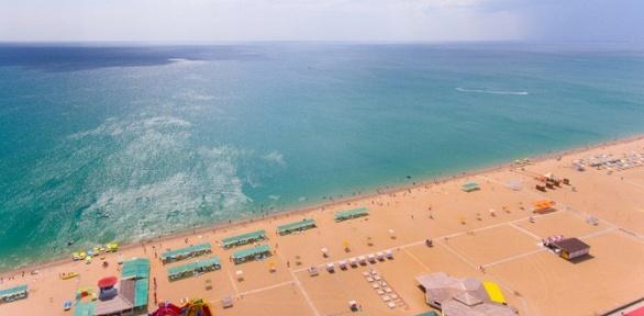 Отдых вКрыму наберегу Черного моря сзавтраком вотеле «Ле-Ди»