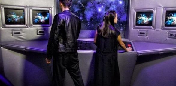 Участие вквесте «Вкосмосе» откомпании Quest Quest