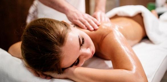Сеансы массажа отмассажного салона Satori