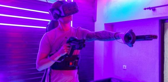 Виртуальная игра вочках инадорожке отклуба MultiVR