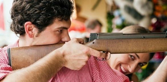 100 выстрелов излюбого оружия втире «Майор Ник»