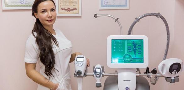 LPG-массаж укосметолога Альбины Гадельшино