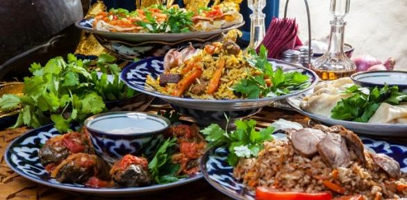 Ужин для двоих или дружеский ужин для компании влаундж-ресторане «Карши»