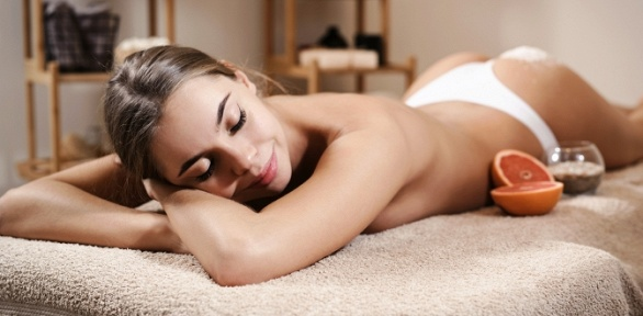 SPA-программа встудии массажа Pop Massage
