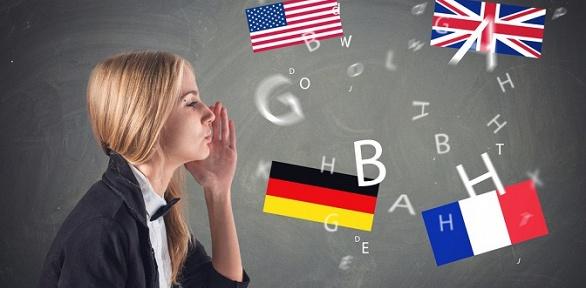 Занятия поанглийскому или немецкому языку отстудии Speaki!