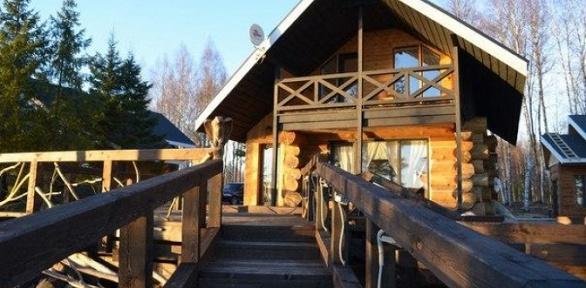 Отдых вКарелии вкоттедже спосещением бани набазе «Тулема»