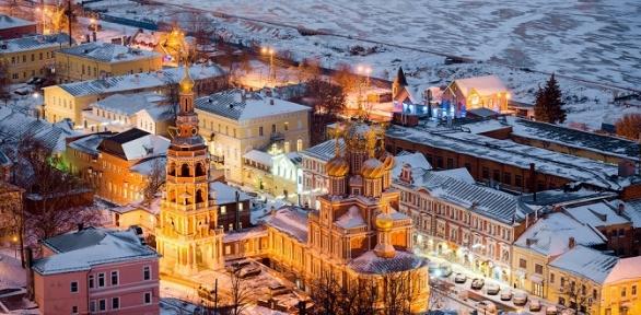 Новогодний тур откомпании «Кузнецкий мост»