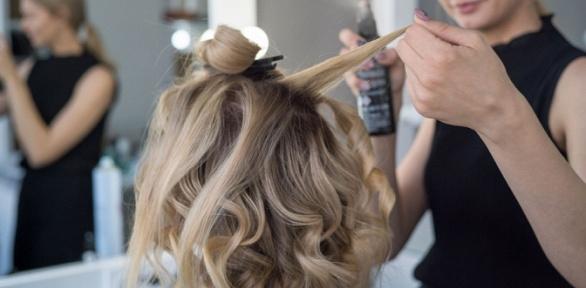 Стрижка, окрашивание волос всалоне «Отмастера Юлианы»
