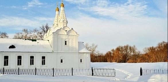 Тур «Окские узоры» оттуроператора «Ростиславль»