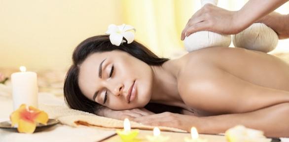 Стоун-терапия или массаж навыбор вSPA-салоне Relax