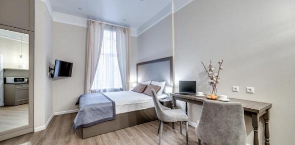 Проживание вцентре Санкт-Петербурга вмини-гостинице Lotman Boutique Hotel