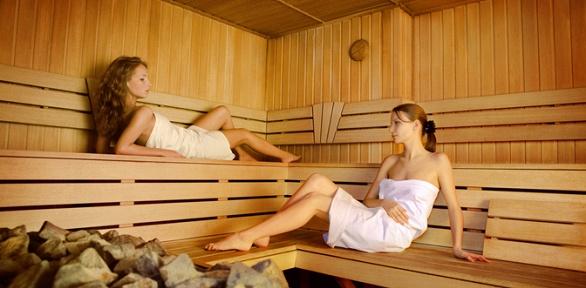 3часа посещения сауны вкомплексе «Верхнеуралье»