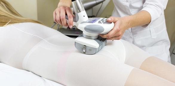 Посещения сеансов LPG-массажа всалоне LPG Massage