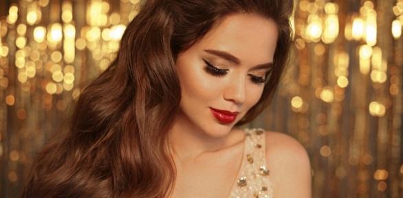 Наращивание ресниц, макияж, оформление бровей всалоне красоты «Образ»
