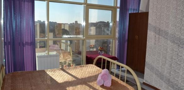 Отдых вГеленджике наберегу Черного моря вгостевом доме SunRise