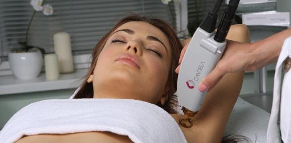 Эпиляция наалександритовом или диодном лазере вцентре «Гармония»