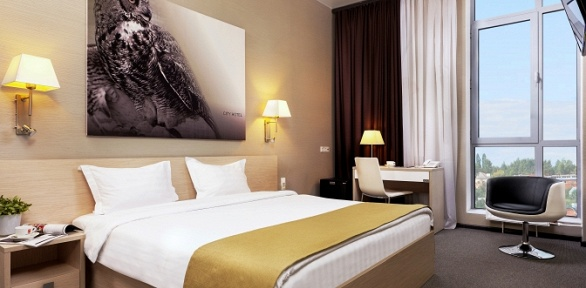 Романтический отдых в Нижнем Новгороде в гостинице City Hotel Sova