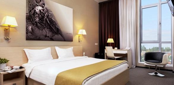 Отдых вНижнем Новгороде вгостинице City Hotel Sova