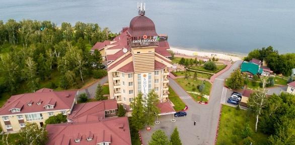 Отдых сзавтраками вотеле «Смолино Парк Отель»