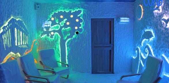 До10посещений галокамеры всоляной пещере «Соль+»