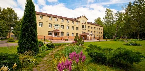 Отдых наберегу Волги вгостиничном комплексе «Тверь Парк Отель»