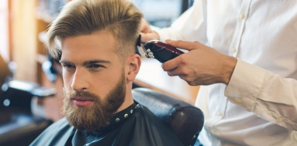 Стрижка, моделирование бороды вбарбершопе Brutal