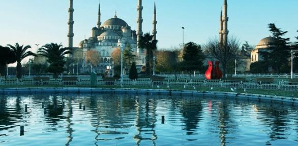 Тур вТурцию, Стамбул вмарте иапреле