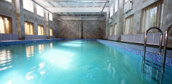 Отдых cпитанием, посещением бассейна всанатории «Родник»